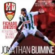 Jonathan Bijimine refuerza la zaga del Logroñés