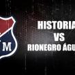 Historial: alto vuelo del Medellín ante Rionegro Águilas