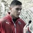 Aldair Quintana: ''Soy un arquero tranquilo y seguro''
