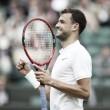 Dimitrov avanza a tercera ronda en Wimbledon
