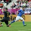 Euro 2012: Italia, de la sospecha de 'biscotto' a caer en la final