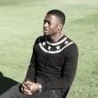 """Diop: """"Quería venir al Espanyol, tenía muchas ganas de llegar aquí"""""""
