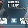 Rafael Nadal x Marin Cilic AO VIVO online pelo Australian Open 2018