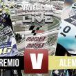 Resultado clasificación de Moto3 del GP de Alemania 2015