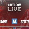 Girona vs Atlético de Madrid en vivo y en directo online en LaLiga 2017
