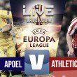 APOEL Nicosia vs Athletic Club de Bilbao en vivo online en Europa League 2017