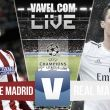 Atletico Madrid vs Real Madrid Live result commentary and UEFA Champions League quarter final scores 2015