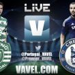 Sporting Lisbon vs Chelsea Live Streaming and 2014 UCL Scores
