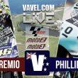 Resultado clasificación de Moto2 del GP de Australia 2015