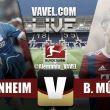 Resultado Hoffenheim vs Bayern de Múnich en Bundesliga 2015(0-2)