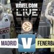 El Real Madrid se despide de la Euroliga con un 3-0 (63-75)