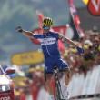 Tour de France - Le Grand Julian: Alaphilippe trionfa al primo arrivo in salita, ma i big dormono