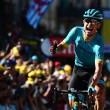Tour de France - Finalmente la prima fuga; Moscon che guaio