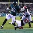 Philadelphia Eagles punch ticket to NFC championship game with win over Atlanta Falcons