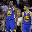 NBA - L'infermeria si affolla in casa Warriors. Anche Durant k.o. Kerr non si preoccupa