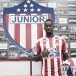Luis Vásquez es nuevo jugador del Junior de Barranquilla