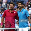 Djokovic e Wawrinka vão jogar juntos no torneio de Queen's