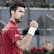 Djokovic no se relaja ni en primera ronda