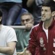 """Djokovic: """"Gran Bretaña es favorita. Andy Murray ha luchado mucho"""""""