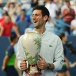 ATP Cincinnati: Novak Djokovic completes historic Masters 1000 set by beating Roger Federer