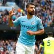 Premier League - Il rullo City si abbatte sull'Huddersfield (6-1)