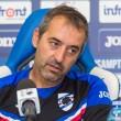 """Sampdoria, Giampaolo in conferenza: """"Domani gioca la squadra migliore"""""""