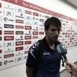 """Manel Martínez: """"Nos vamos orgullosos del partido que hemos hecho"""""""