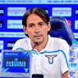 Lazio, la conferenza di Simone Inzaghi verso il Napoli