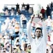 """Novak Djokovic: """"Cuando he ganado el último punto de partido he sentido el alivio y la satisfacción del logro"""""""