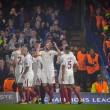 """""""Voglio solo star ConTe"""": Roma, che notte a Stamford Bridge"""
