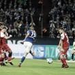 Tedesco vince ancora ed è 3°: Goretzka e Burgstaller lanciano lo Schalke (2-0)