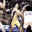 Após estreia ruim, Lonzo Ball brilha e comanda primeira vitória dos Lakers na temporada