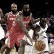 Rockets viram no fim, vencem Warriors e estragam festa dos campeões na estreia