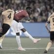 Manchester United sofre no início, mas Pogba decide e bate Young Boys na estreia da UCL