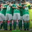 BundesLiga - Vura nel recupero, 1-1 tra Brema e Norimberga