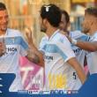 Serie A- La Lazio riprende a volare, battuto 1-0 l'Empoli