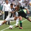 Sassuolo: note molto positive nel match contro la Juventus