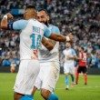 Ligue 1 della domenica: dilaga il Marsiglia, pari per Nantes e Bordeaux