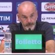 """Fiorentina, Pioli in conferenza: """"Abbiamo dimostrato di avere una nostra identità nelle ultime partite"""""""