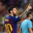 Champions League - Messi demolisce il PSV: il Barcellona vince 4-0