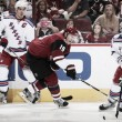 Arizona Coyotes on pace to match horrible season two years ago