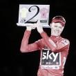 Chris Froome se lleva el Vélo d'Or 2017