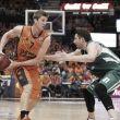 Valencia Basket deja con vida a un herido UNICS Kazan