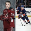 Arizona Coyotes should trade Max Domi for Brock Nelson