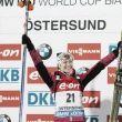 Biathlon, Individuale Oestersund: Domracheva regola Makarainen