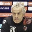 """Bologna, Donadoni scuote la squadra: """"Cammino non adeguato, abbiamo bisogno dei tre punti"""""""