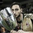 Donnarumma completa 18 anos e já pode renovar contrato com Milan