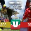 Dorados vs Toluca en vivo online en Copa MX 2017 (1-2)