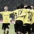 Borussia Mönchengladbach 1-3 Borussia Dortmund: Reus is among the goals in a comfortable win for BVB
