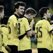 Borussia Dortmund 2-0 1. FSV Mainz 05: Comfortable win for Tuchel's side on Bayern's backs
